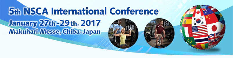 5th NSCA International Conference